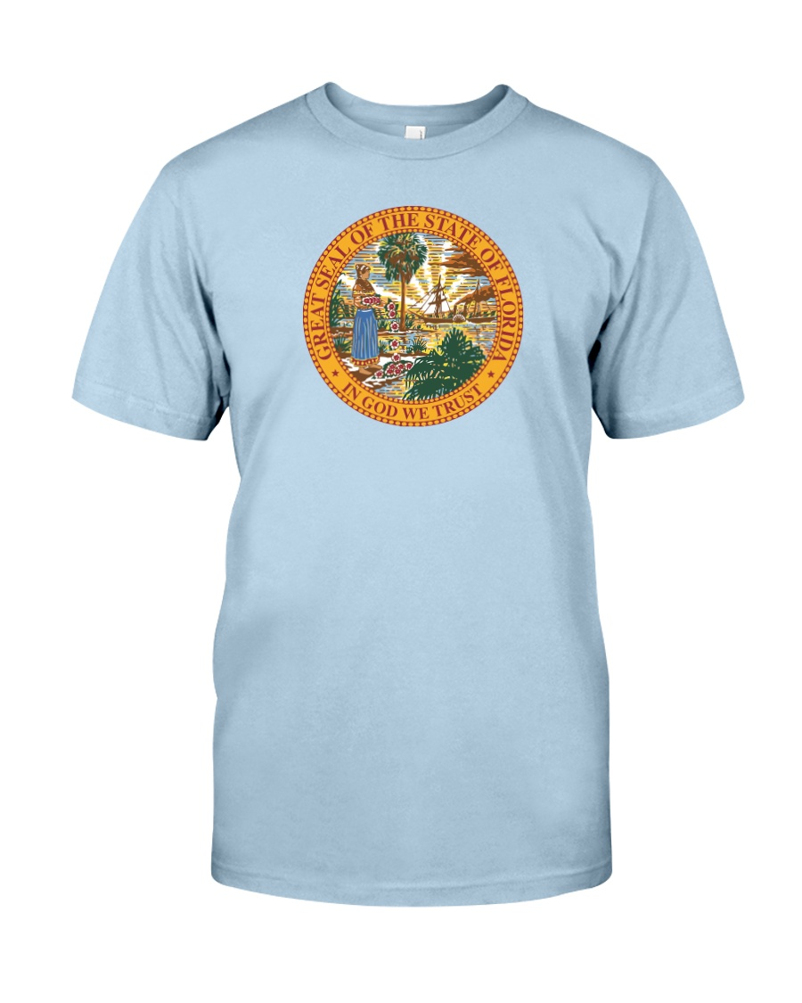 Great Seal of the State of Florida Classic T-Shirt