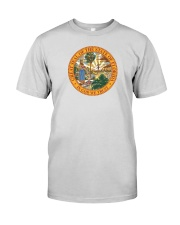 Great Seal of the State of Florida Premium Fit Mens Tee thumbnail