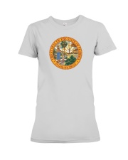 Great Seal of the State of Florida Premium Fit Ladies Tee thumbnail