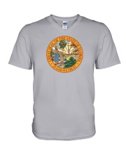 Great Seal of the State of Florida V-Neck T-Shirt thumbnail