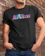 El Paso Diablos Classic T-Shirt apparel-classic-tshirt-lifestyle-26