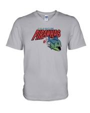 Anaheim Piranhas  V-Neck T-Shirt thumbnail