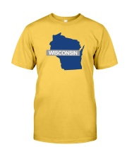Wisconsin Classic T-Shirt front