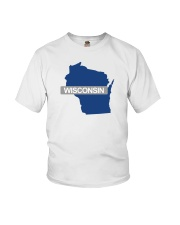 Wisconsin Youth T-Shirt thumbnail
