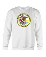 Great Seal of the State of Illinois Crewneck Sweatshirt thumbnail
