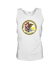 Great Seal of the State of Illinois Unisex Tank thumbnail