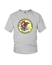 Great Seal of the State of Illinois Youth T-Shirt thumbnail