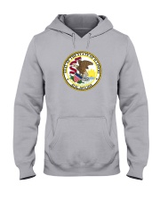 Great Seal of the State of Illinois Hooded Sweatshirt thumbnail