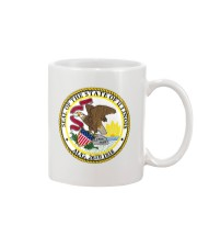 Great Seal of the State of Illinois Mug thumbnail
