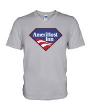 AmeriHost Inn V-Neck T-Shirt thumbnail