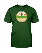 Great Seal of the State of Vermont Classic T-Shirt thumbnail