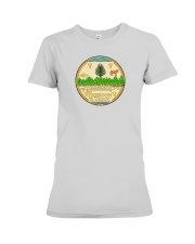 Great Seal of the State of Vermont Premium Fit Ladies Tee thumbnail