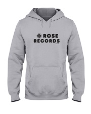 Rose Records Hooded Sweatshirt front
