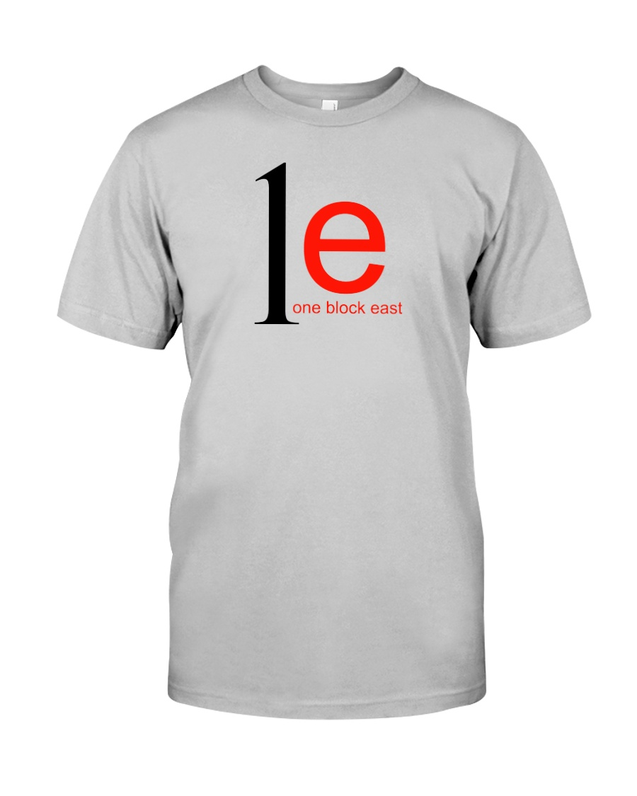 One Block East - Greenville Mississippi Classic T-Shirt