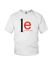 One Block East - Greenville Mississippi Youth T-Shirt thumbnail