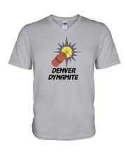 Denver Dynamite V-Neck T-Shirt thumbnail