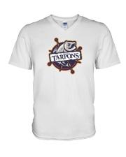 Florida Tarpons V-Neck T-Shirt thumbnail