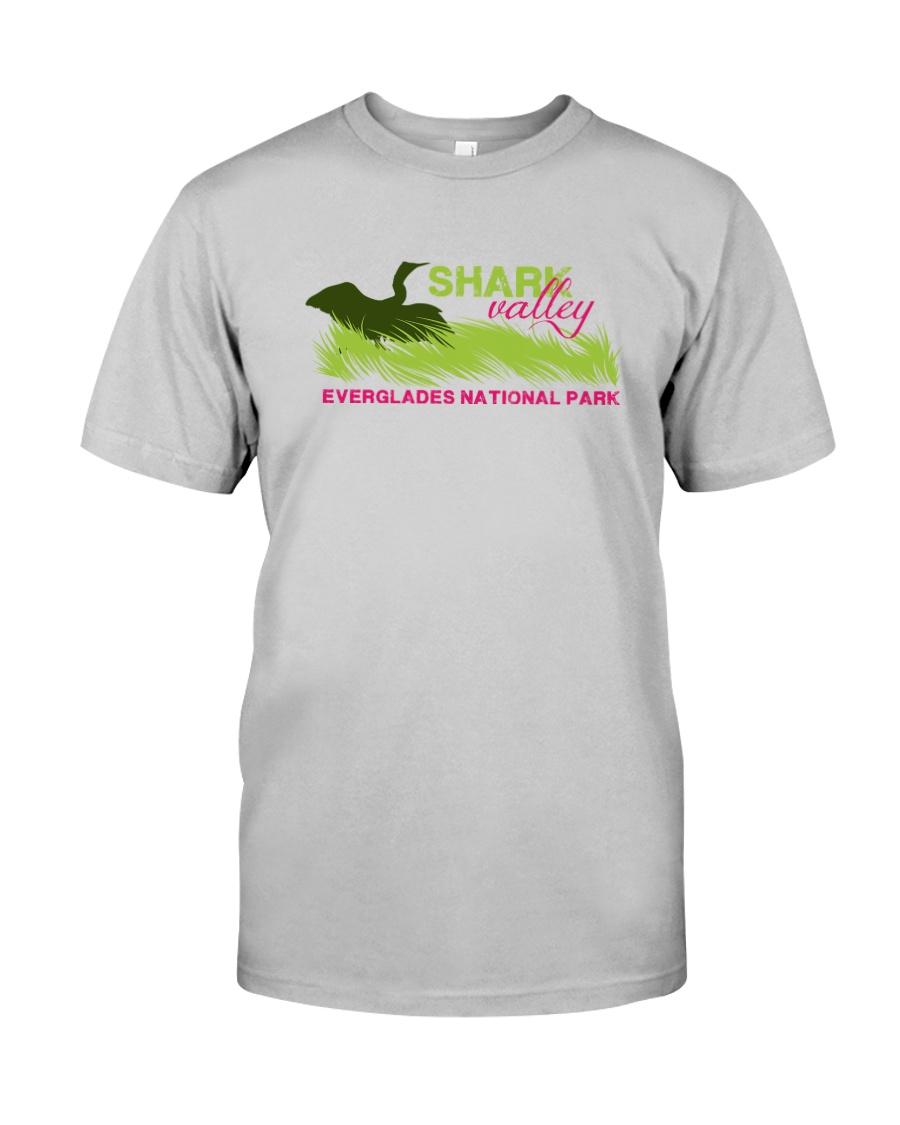 Everglades National Park - Shark Valley Classic T-Shirt