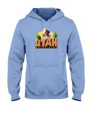 Brian Head - Utah Hooded Sweatshirt thumbnail
