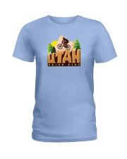 Brian Head - Utah Ladies T-Shirt thumbnail