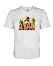 Brian Head - Utah V-Neck T-Shirt thumbnail
