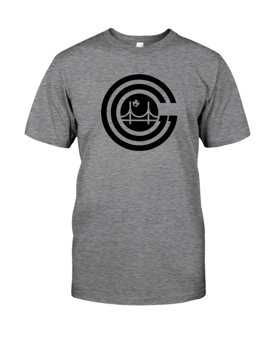 San Francisco Golden Gate Gales Classic T-Shirt