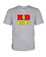 Kay Bee Toys V-Neck T-Shirt thumbnail
