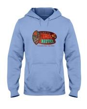 The Bali Hai Tiki Lounge - New Orleans Louisiana Hooded Sweatshirt thumbnail