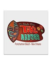 The Bali Hai Tiki Lounge - New Orleans Louisiana Square Coaster thumbnail