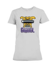 Grrreenville Grrrowl Premium Fit Ladies Tee thumbnail