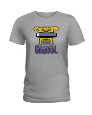 Grrreenville Grrrowl Ladies T-Shirt thumbnail
