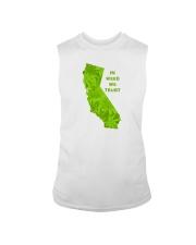 California - In Weed We Trust Sleeveless Tee thumbnail