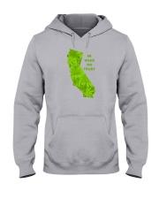 California - In Weed We Trust Hooded Sweatshirt thumbnail