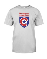 Washington Commandos Premium Fit Mens Tee thumbnail
