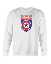 Washington Commandos Crewneck Sweatshirt thumbnail