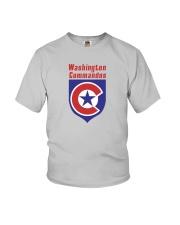 Washington Commandos Youth T-Shirt thumbnail