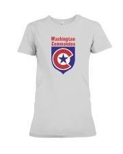 Washington Commandos Premium Fit Ladies Tee thumbnail
