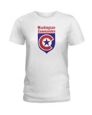 Washington Commandos Ladies T-Shirt thumbnail