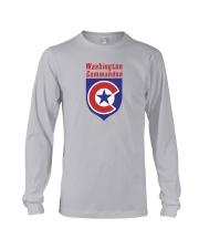 Washington Commandos Long Sleeve Tee thumbnail