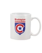 Washington Commandos Mug thumbnail