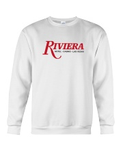 Riviera Hotel and Casino Crewneck Sweatshirt thumbnail