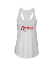 Riviera Hotel and Casino Ladies Flowy Tank thumbnail