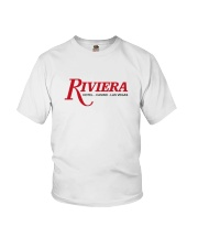 Riviera Hotel and Casino Youth T-Shirt tile