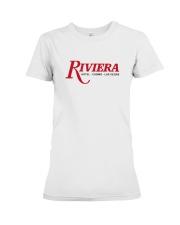 Riviera Hotel and Casino Premium Fit Ladies Tee thumbnail