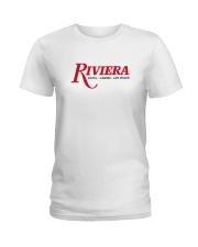 Riviera Hotel and Casino Ladies T-Shirt tile