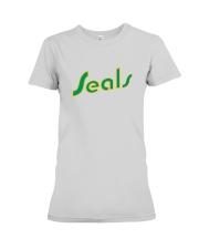California Golden Seals Premium Fit Ladies Tee thumbnail