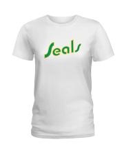 California Golden Seals Ladies T-Shirt thumbnail