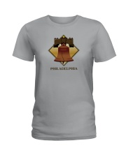 Liberty Bell Ladies T-Shirt tile