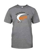 New Orleans Night Classic T-Shirt front