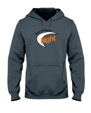 New Orleans Night Hooded Sweatshirt thumbnail